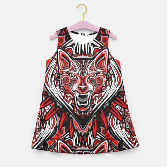 Thumbnail image of Wolf Tattoo Style Haida Art, Live Heroes