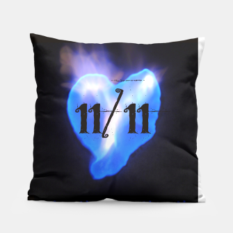 Thumbnail image of 11:11 DEVINE ANGEL THROWPILLOW, Live Heroes