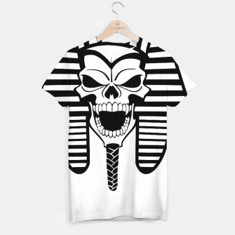 Thumbnail image of Egyptians Skull T-Shirt, Live Heroes