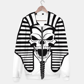 Thumbnail image of Egyptians Skull Hoodie, Live Heroes