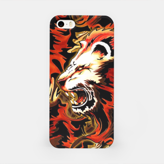 Thumbnail image of King Lion Roar iPhone Case, Live Heroes