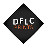 Dflcprints - Only for Unique People logo, Live Heroes