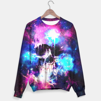 Thumbnail image of Space Skull Sweater, Live Heroes