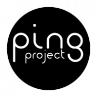 Ping Project logo, Live Heroes