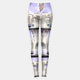 Thumbnail image of Collector Car MMeU Leggings, Live Heroes