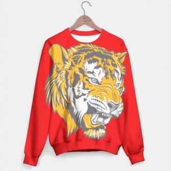 Thumbnail image of Red Tiger Sweater, Live Heroes