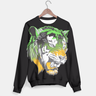 Thumbnail image of Tiger Multi-color Sweater, Live Heroes