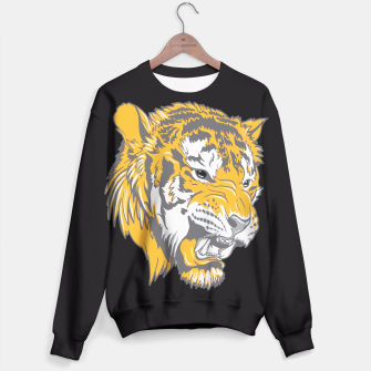 Thumbnail image of Black Tiger Sweater, Live Heroes