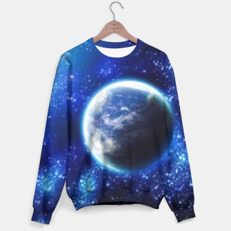 Thumbnail image of Earth sweater, Live Heroes