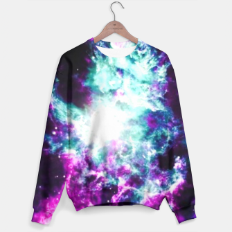 Thumbnail image of Purple stratosphere sweater, Live Heroes