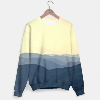 Thumbnail image of Mountains Sweater, Live Heroes