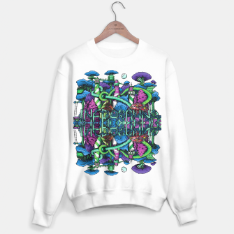 Thumbnail image of Womens Infrasound Festival Crewneck, Live Heroes