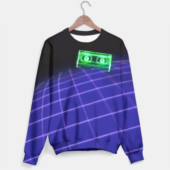 Thumbnail image of VHS Sweater, Live Heroes