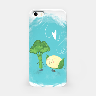 Thumbnail image of Broccoli & Cauliflower iPhone, Live Heroes