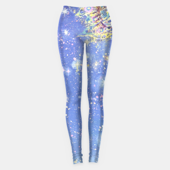 Thumbnail image of Moon Sparkle leggings, Live Heroes