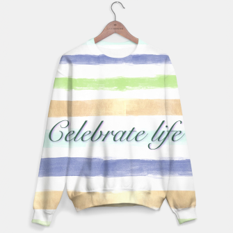 Thumbnail image of celebrate life & trendy stripe, Live Heroes