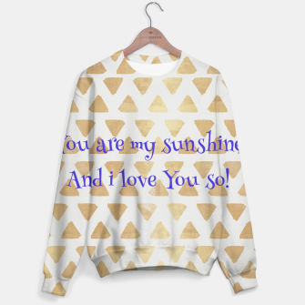 Miniaturka gold triangles with text, Live Heroes