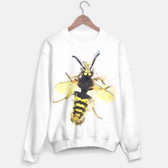 Thumbnail image of Wasp sweater, Live Heroes