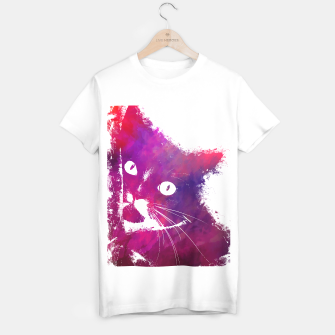 Thumbnail image of red cat tshirt, Live Heroes