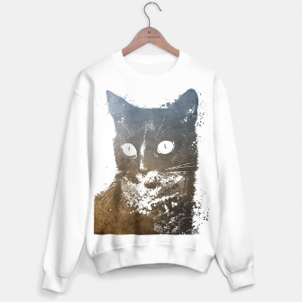 Thumbnail image of cat Jerry sweater, Live Heroes