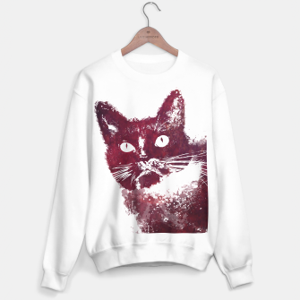 Thumbnail image of Cat Benny sweater, Live Heroes