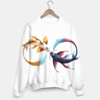 Thumbnail image of Eternal Bond - Sweatshirt, Live Heroes