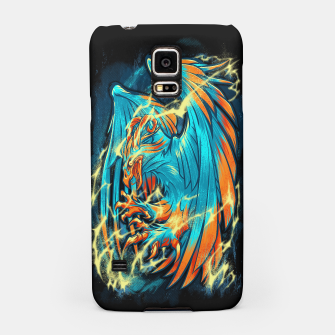 Thumbnail image of BIRD OF THUNDER Samsung Case, Live Heroes