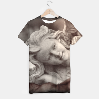 Thumbnail image of Stone Angel T-shirt, Live Heroes