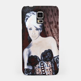 Thumbnail image of Vintage Style Pinup case, Live Heroes