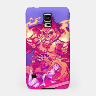 Thumbnail image of PAULINE'S PERIL Samsung case, Live Heroes