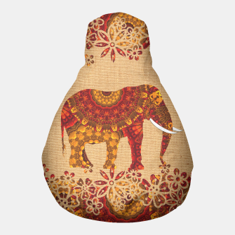Thumbnail image of Indian Elephant Rustic Golden , Live Heroes