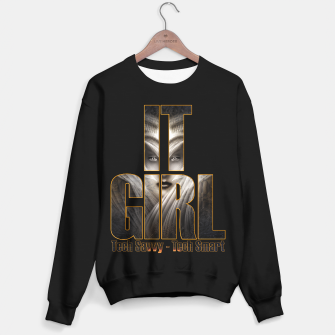 Thumbnail image of IT GIRL Sweater, Live Heroes
