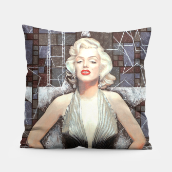 Thumbnail image of Marilyn Monroe, Movie Star Actress Old Hollywood fine art portrait, Live Heroes