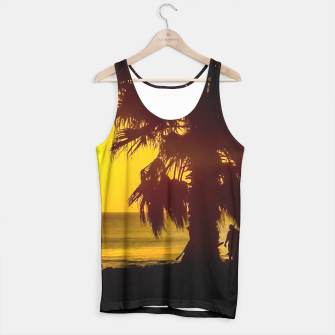 Thumbnail image of Summertime Printed Tank Top, Live Heroes