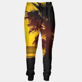 Thumbnail image of Summertime Printed Sweatpants, Live Heroes