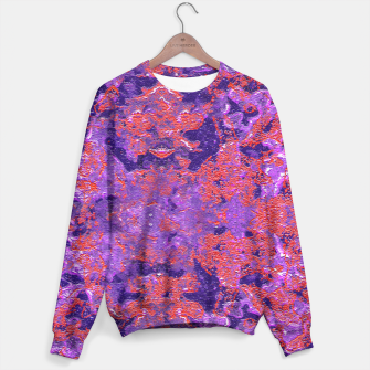 Thumbnail image of Intricate Textured Sweater, Live Heroes