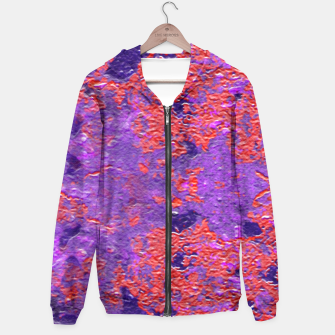 Thumbnail image of Intricate Textured Hoodie, Live Heroes