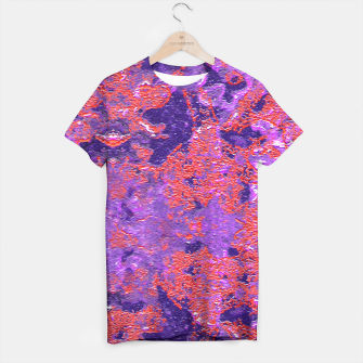 Thumbnail image of Intricate Textured Tshirt, Live Heroes