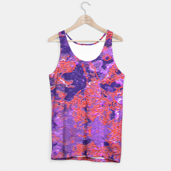 Thumbnail image of Intricate Textured Tank Top, Live Heroes