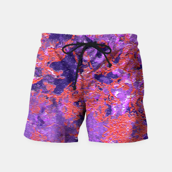 Thumbnail image of Intricate Textured Swimshorts, Live Heroes