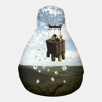 Thumbnail image of Vintage Daisy Balloon, Live Heroes