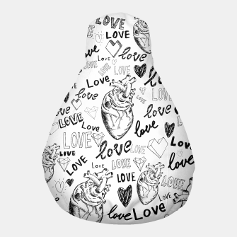 Thumbnail image of love white, Live Heroes