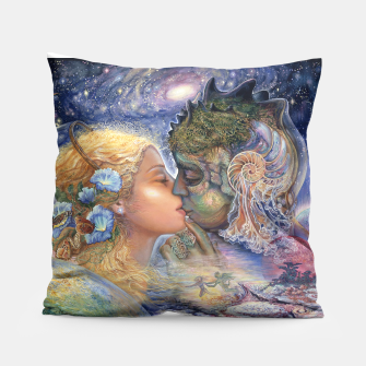 Thumbnail image of Cosmic Kiss Pillow, Live Heroes