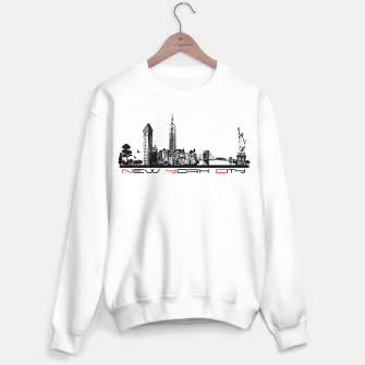 Thumbnail image of New York City sweater, Live Heroes