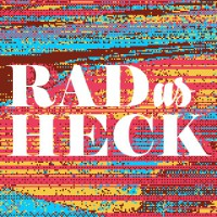 Rad as Heck logo
