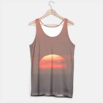 Thumbnail image of Sunset Scene Printed Tank Top, Live Heroes