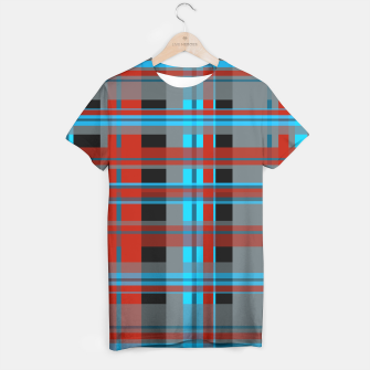 Thumbnail image of Plaid Abstract , Live Heroes
