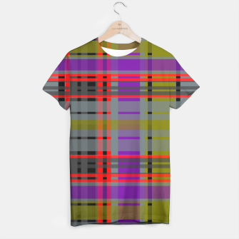 Thumbnail image of Plaid Abstract 2, Live Heroes