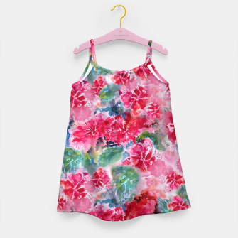 Thumbnail image of hibiscus tiny dress, Live Heroes