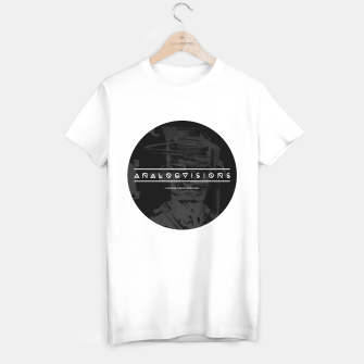 Thumbnail image of Analogvisions graphic Tshirt, Live Heroes
